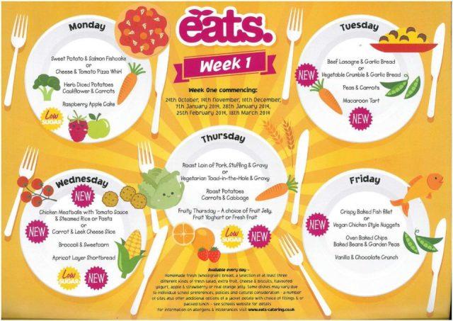 thumbnail of Week 1 menu.